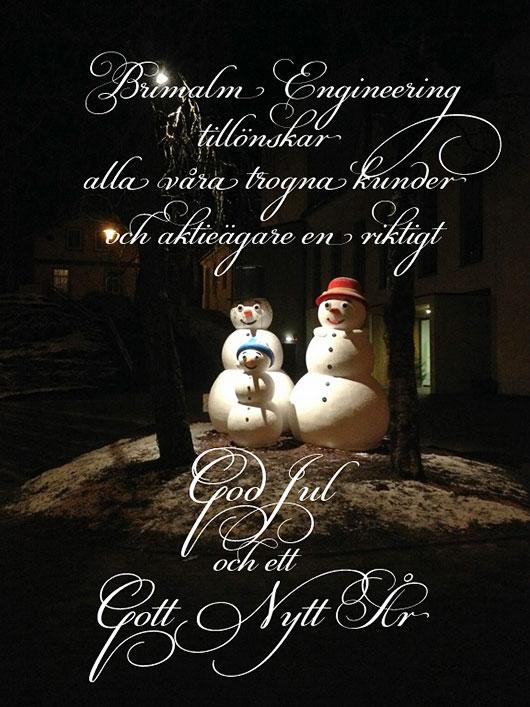 God Jul och Gott Nytt 2016